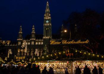 Jarmark Bożonarodzeniowy w Wiedniu