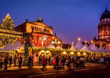 Jarmark Bożonarodzeniowy w Berlinie 2019