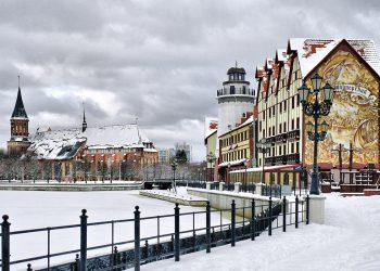 Kaliningrad - Królewiec