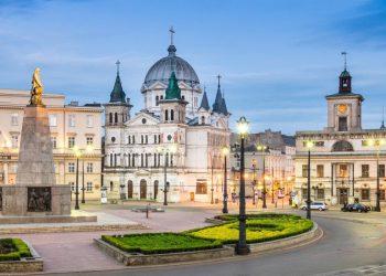 Łódź - Pałac Łódzkich fabrykantów